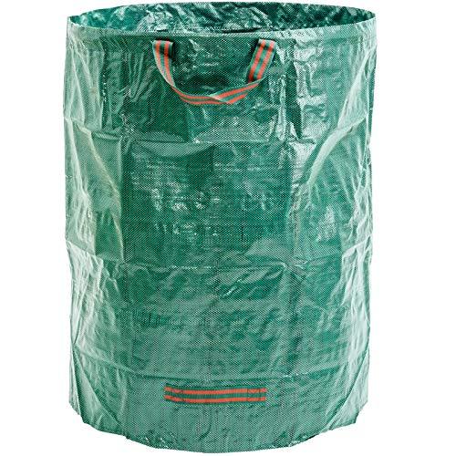 Masgard® Gartensack Laubsack Gartenabfallsack - Verschiedene Größen (1, 300 Liter)